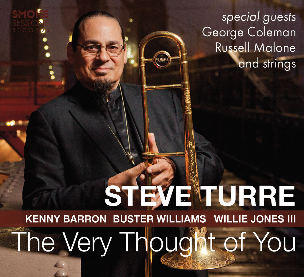 Steve Turre The Very Thought of You
